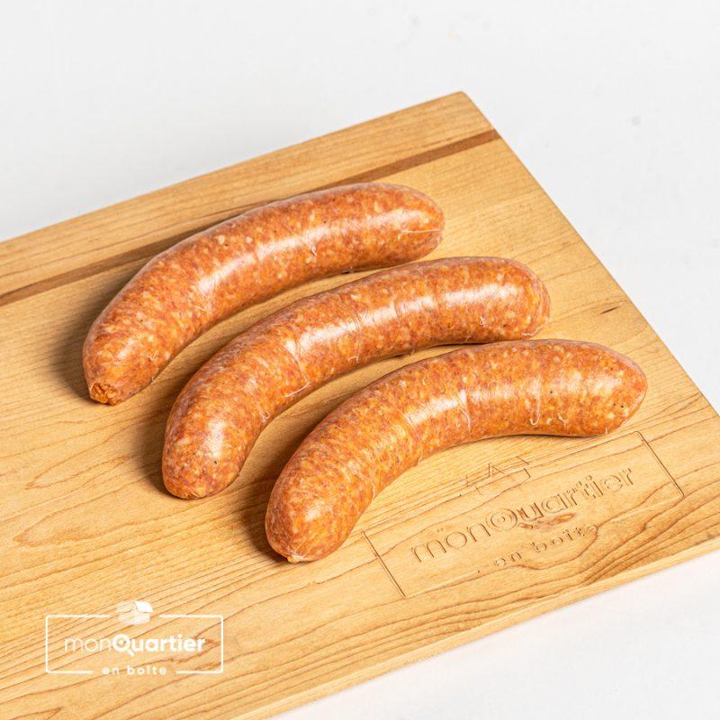 Saucisse Toulouse au porc