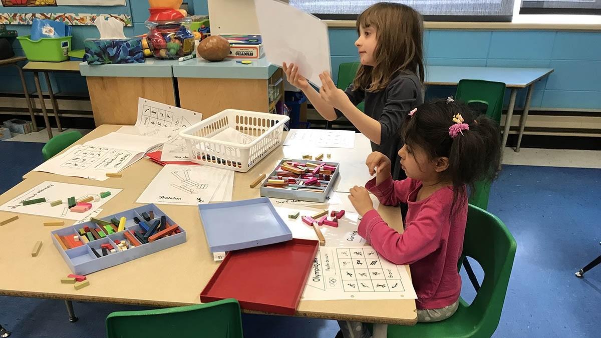 Des experts recommandent fortement la maternelle 4 ans | 28 février 2018 | Article par Céline Fabriès