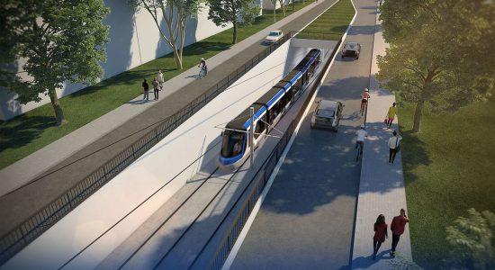 La qualité de vie doit primer – Le tramway doit y contribuer - Monmontcalm