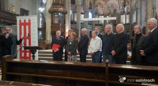 Église Saint-Roch : la campagne de financement dépasse sa cible - Suzie Genest