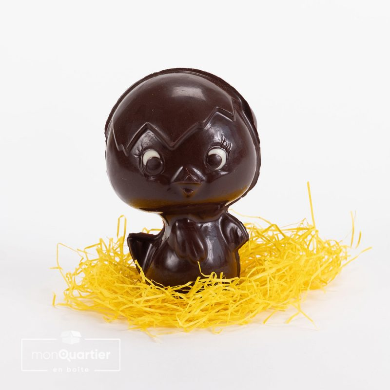 Calimero en chocolat