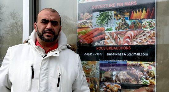 Une épicerie maghrébine dans Saint-Sacrement - Céline Fabriès