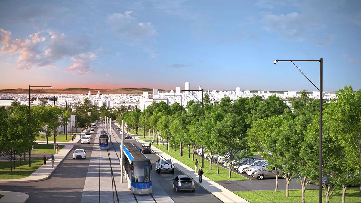Des sacrifices obligatoires pour le passage du tramway | 26 mars 2018 | Article par Céline Fabriès