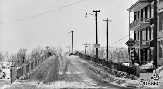 Saint-Sauveur dans les années 1960 (23) : le pont Parent, témoin de l'évolution de la Saint-Charles - Jean Cazes