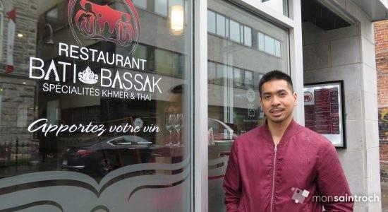 Bati Bassak : 500 000 $ de rénovations et une cantine - Véronique Demers