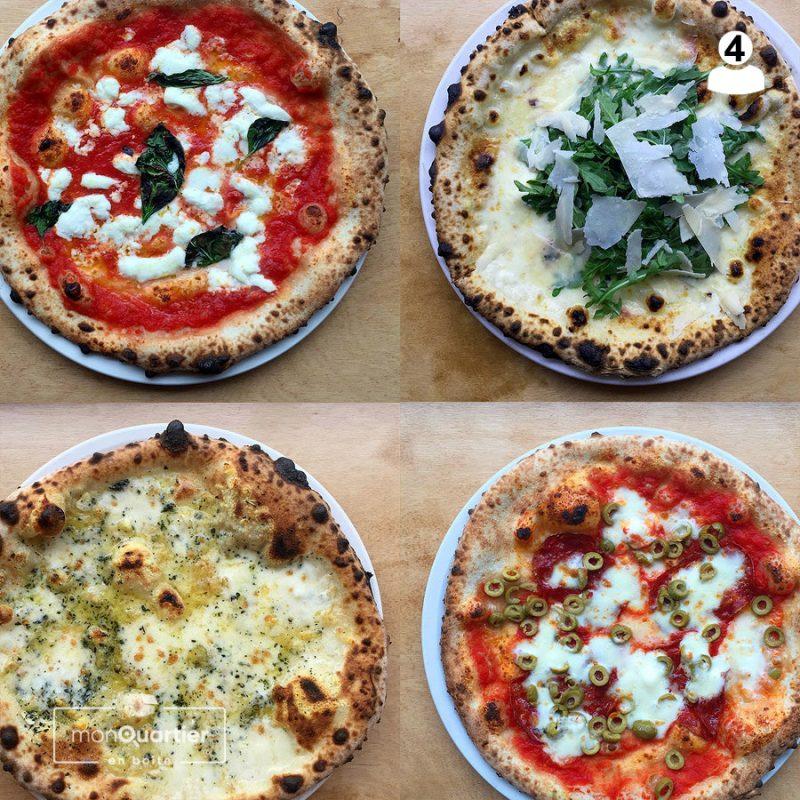 Boîte Nina Pizza