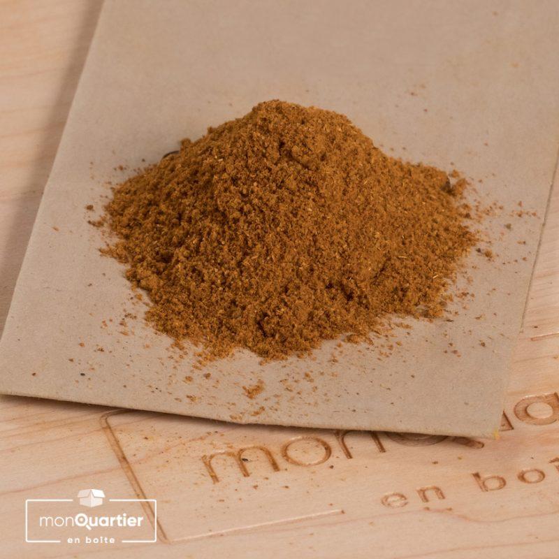 Épices à couscous en poudre