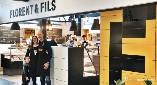 La boucherie Marcel Labrie devient Florent & Fils - Céline Fabriès