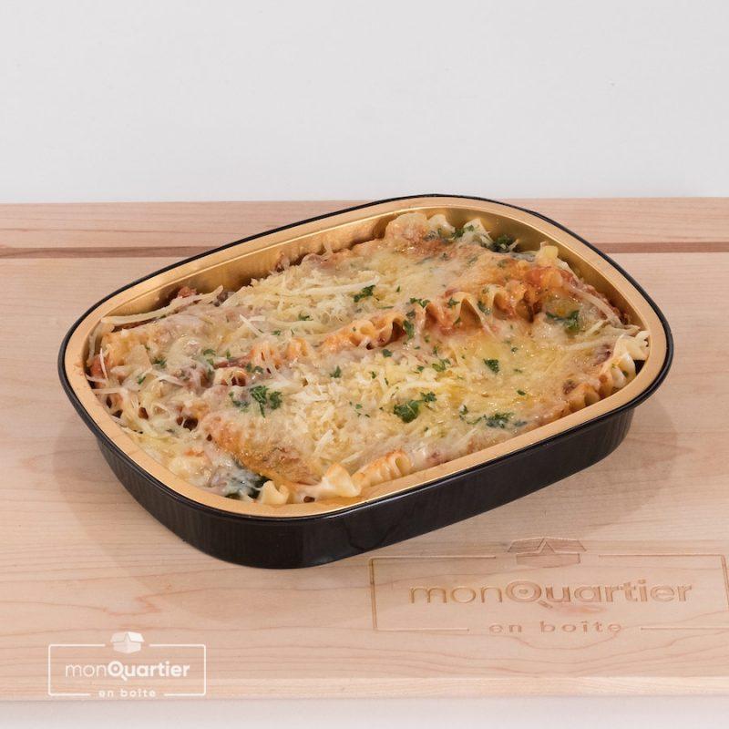 Lasagne viande et 3 fromages