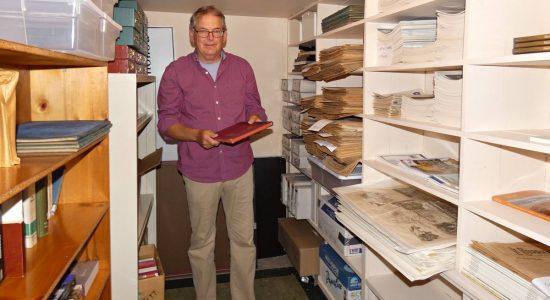 Limoilou a désormais son centre d'archives - Jean Cazes