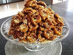 Gâteaux du Magreb   Marjane