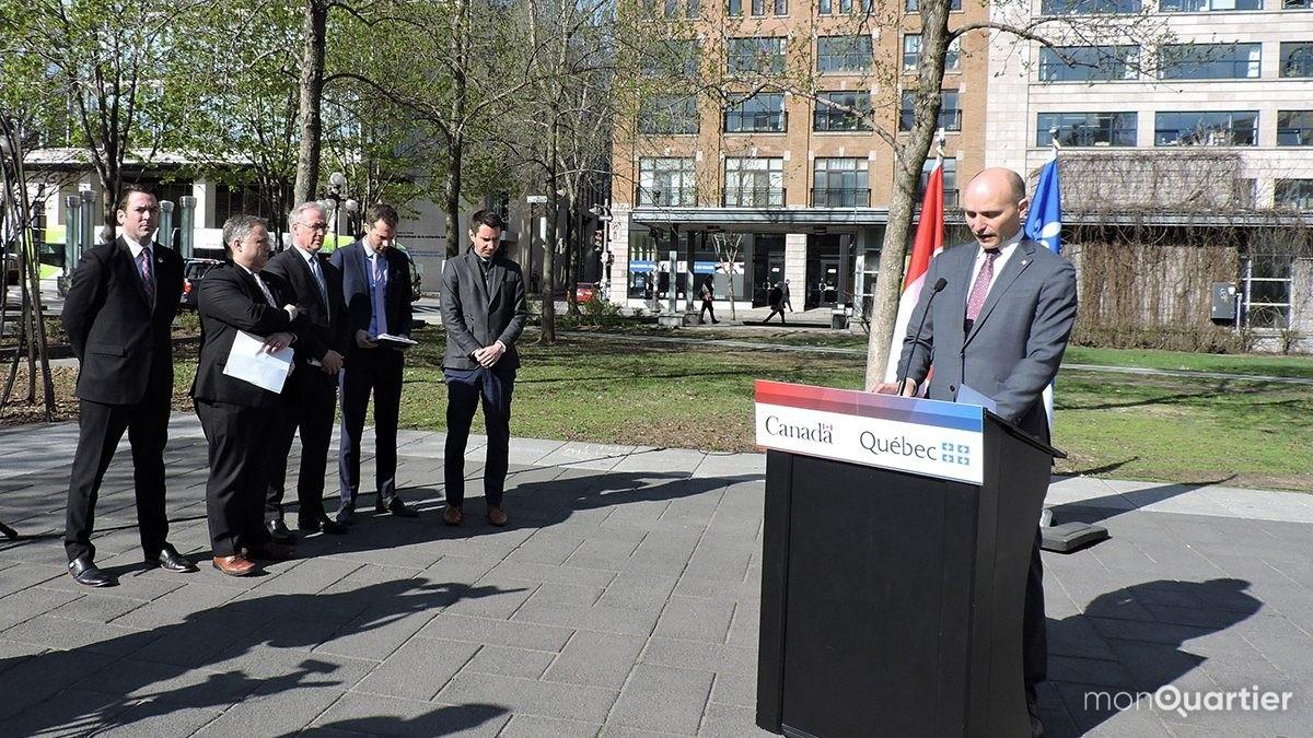 Près de 61 millions $ pour le transport en commun à Québec | 16 mai 2018 | Article par Céline Fabriès