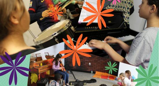 Camp musical et session d'été