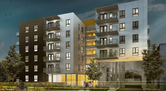 Écoquartier D'Estimauville : 70 nouveaux logements « verts » et abordables - Jean Cazes