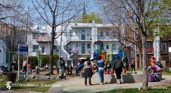 Parc Roland-Asselin : une décision de la Ville sème l'émoi chez les usagers - Raymond Poirier