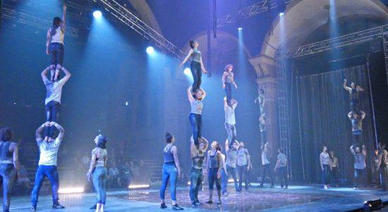 <em>Je ne te vois plus</em> : du cirque pour tous les sens - Viviane Asselin
