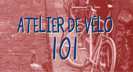 Atelier de vélo 101