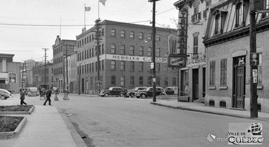 Saint-Sauveur dans les années 1940 (24) : taverne Géo Richard - Jean Cazes