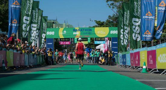Marathon SSQ Québec