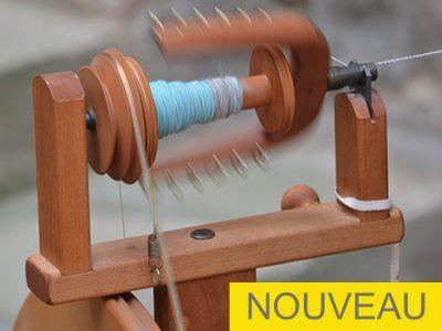 Filage de laine de mouton – Atelier grand public MMAQ