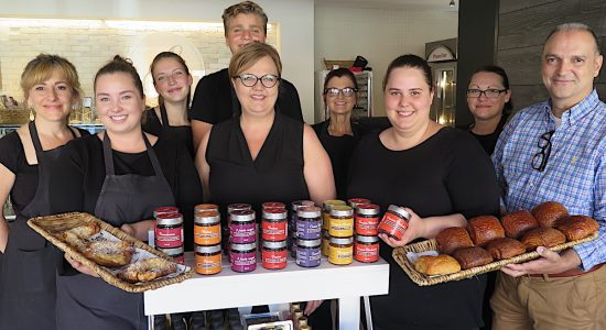 Moulins La Fayette : nouvelle boulangerie sur Cartier - Véronique Demers