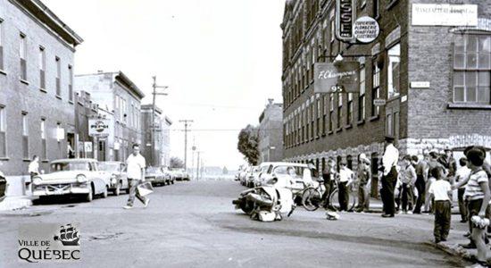 Saint-Sauveur dans les années 1960 (25) : accident de motocyclette - Jean Cazes