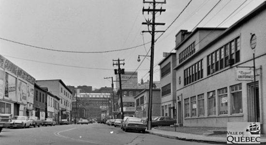Saint-Roch dans les années 1960 (22) : la défunte rue Saint-Roch - Jean Cazes