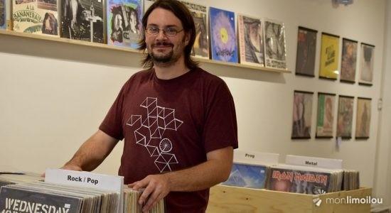 Explosive Groove Disquaire : nouveau repaire pour les amateurs de vinyles - Viviane Asselin
