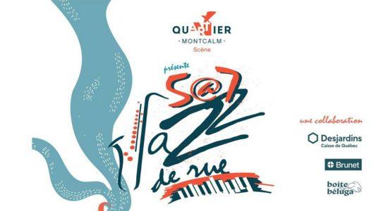 Le retour des 5@7 jazz de rue - Tanya Beaumont