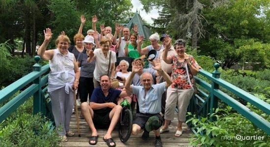 Participants de la résidence JAZZ