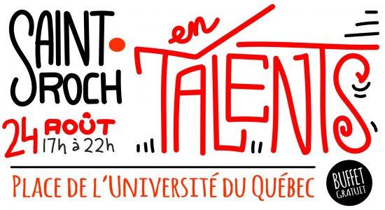 Saint Roch en Talents