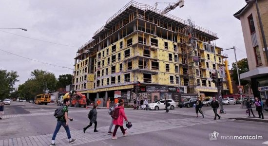 Le St. Moritz : des logements entièrement locatifs - Jean Cazes