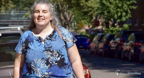 Anne DeBlois, candidate pour le Parti conservateur du Québec dans Jean-Lesage - Viviane Asselin