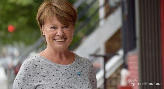 Christiane Gamache, candidate pour la Coalition avenir Québec dans Jean-Lesage - Baptiste Piguet