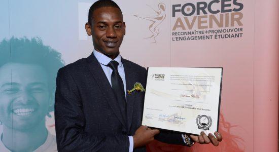 Forces AVENIR récompense des jeunes de Saint-Sauveur et Saint-Roch - Suzie Genest