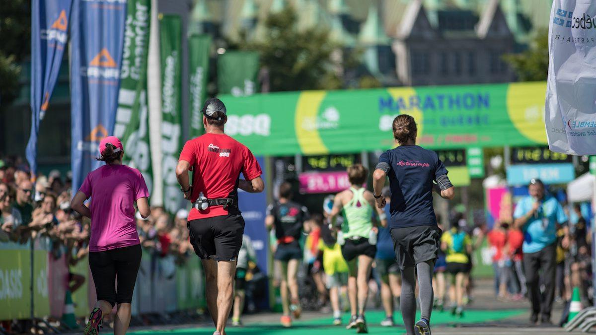 Un 21e Marathon SSQ au coeur de Québec | 4 septembre 2018 | Article par Véronique Demers