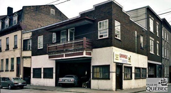 Saint-Roch dans les années 1970 (26) : garage L'Heureux - Jean Cazes
