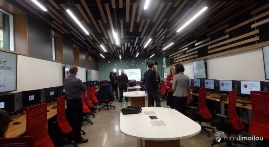 Un centre BIM à la pointe de l'innovation en construction au Cégep Limoilou - Baptiste Piguet