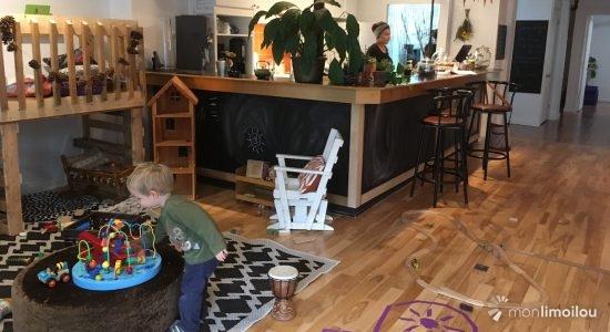 Ô Village : un café fait sur mesure pour les familles - Valérie Marcon