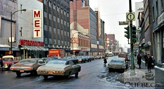 Saint-Roch dans les années 1970 (28) : boulevard Charest Est - Jean Cazes