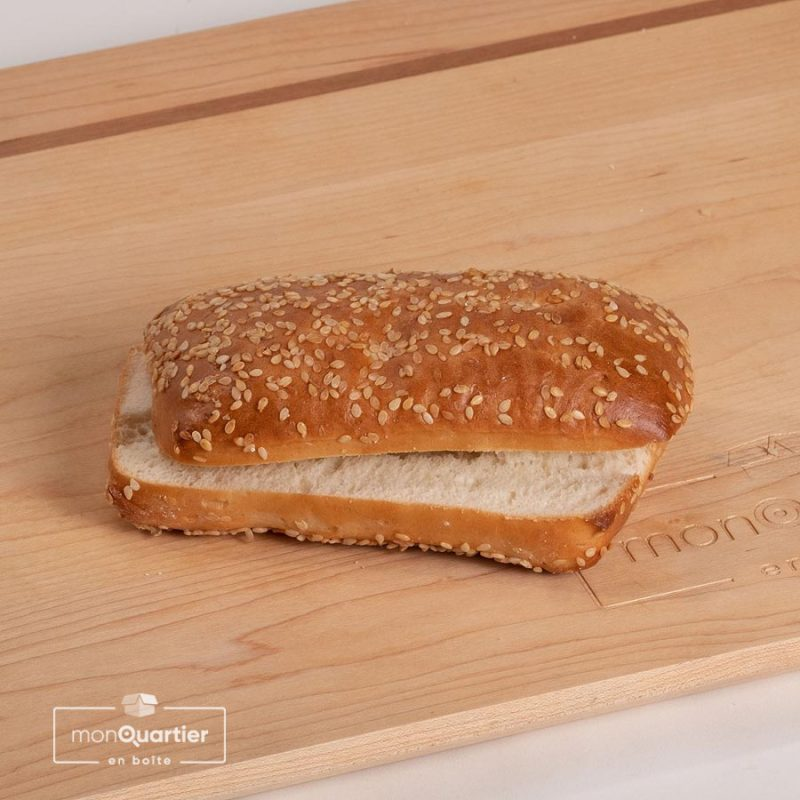 Bagelwichs sésame