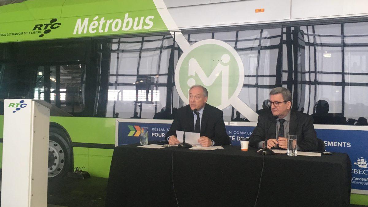 Tramway à Québec : Systra choisie pour valider le projet | 19 novembre 2018 | Article par Véronique Demers