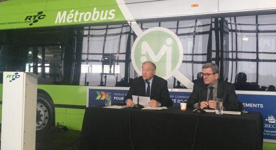 Tramway à Québec : Systra choisie pour valider le projet - Véronique Demers
