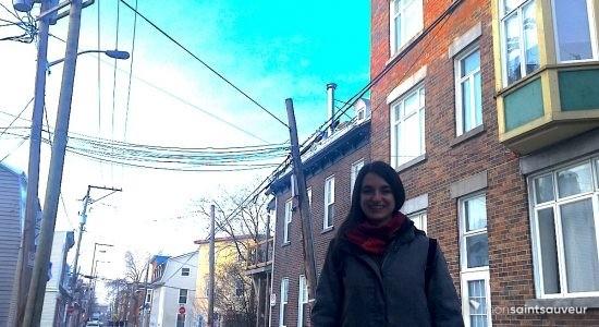 Des balados sur le quartier Saint-Sauveur en 2019 - Véronique Demers