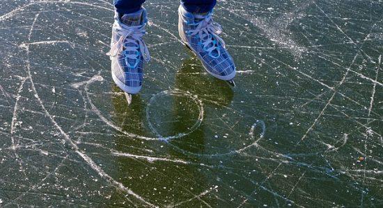 Patinoires et sentiers de neige