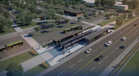 Réseau structurant de transport en commun : urgence d'agir pour l'économie locale et sociale - Monquartier