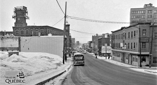 Saint-Roch dans les années 1970 (24) : rue Dorchester - Jean Cazes