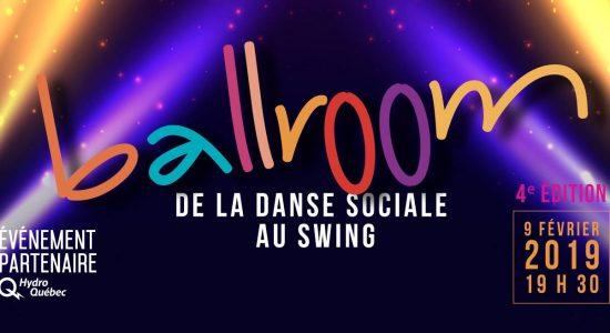 Ballroom 2019 / De la danse sociale au Swing