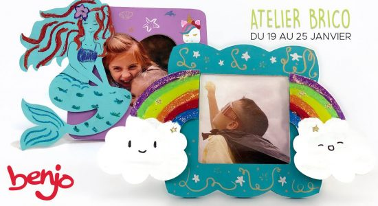 Atelier Brico – Cadre Pop-up