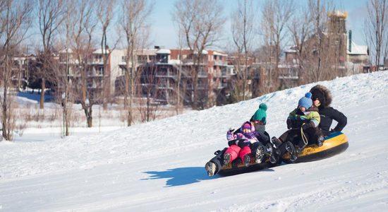 Fatbike, théâtre et sports d'hiver au Festi-Glisse - Véronique Demers
